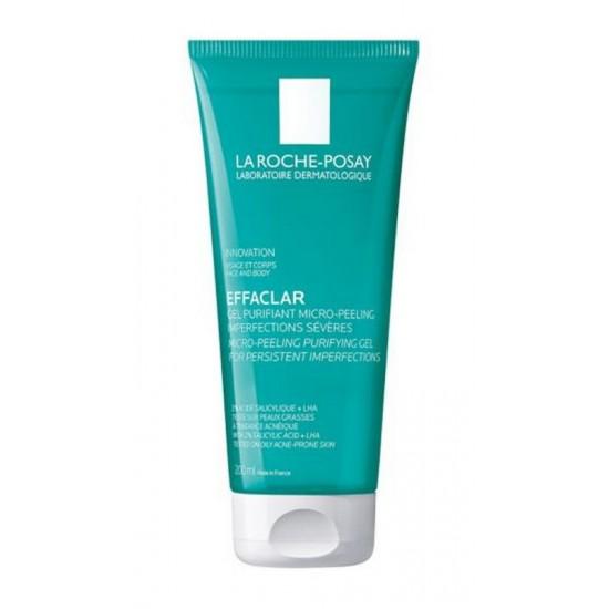 Effaclar Face/body Cleanser 200ml (new)
